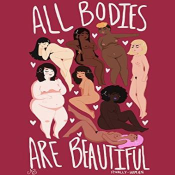 Gifts Delight Laminated 24x31 Poster: Body Positivity