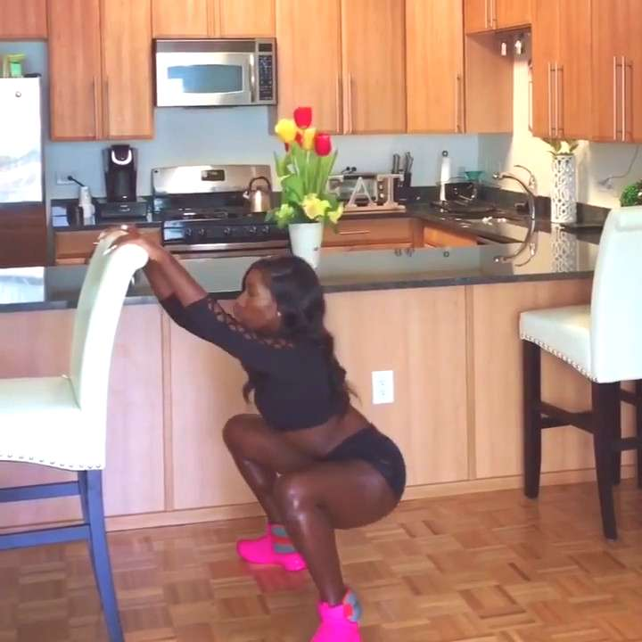 4 Exercises To Get Slimmer Waist amp Larger Hips Incredibly Fast LADIES!!! Get in here. This one is f