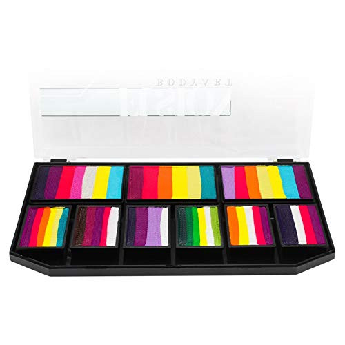 FUSION BODY ART Professional Quality Face Paint Special FX
